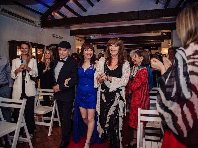 El casamiento de Javier y Mariel en Tigre, Buenos Aires 34