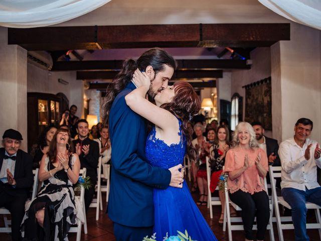 El casamiento de Javier y Mariel en Tigre, Buenos Aires 41
