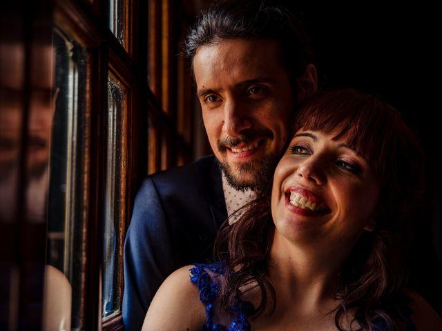 El casamiento de Mariel y Javier