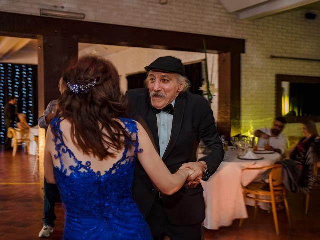 El casamiento de Javier y Mariel en Tigre, Buenos Aires 94