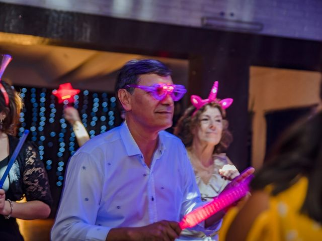 El casamiento de Javier y Mariel en Tigre, Buenos Aires 127