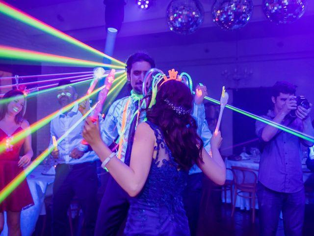 El casamiento de Javier y Mariel en Tigre, Buenos Aires 145