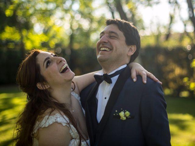 El casamiento de Lucila y Gerardo