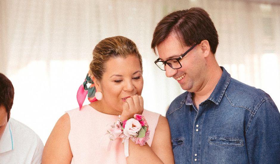 El casamiento de Emmanuel y Griselda en Balvanera, Capital Federal
