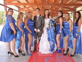 El casamiento de Cecilia y Mauricio