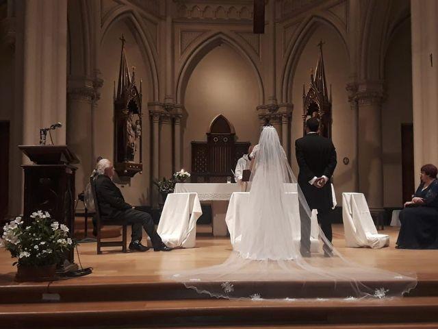 El casamiento de Marina y Mariano