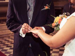 El casamiento de Daniela y Darío 3