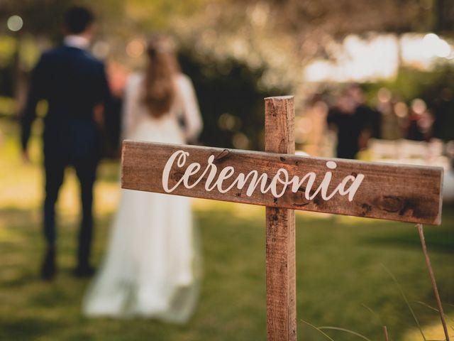 El casamiento de Roci y Mateo
