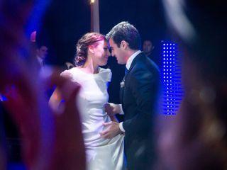 El casamiento de Jimena y Máximo