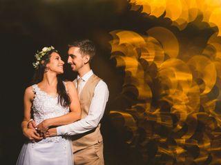 El casamiento de Diego y Camila