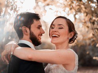 El casamiento de Caro y Javi