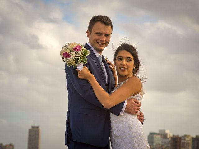 El casamiento de Yesica y Phillips