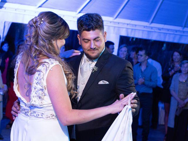 El casamiento de Carla y Daniel
