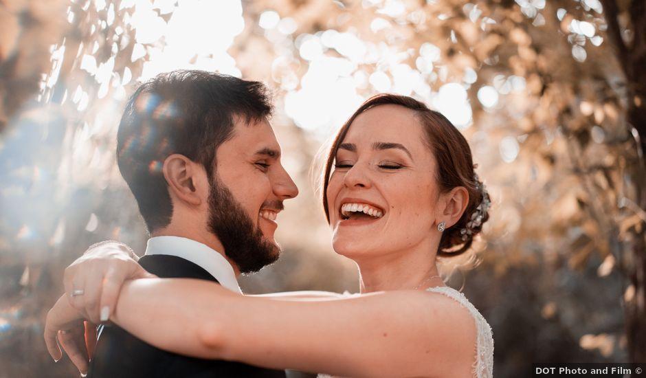 El casamiento de Javi y Caro en Burzaco, Buenos Aires
