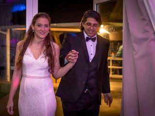 El casamiento de Nico y Meli
