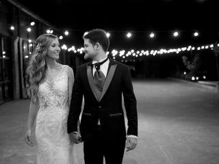 El casamiento de Nicole y Martín