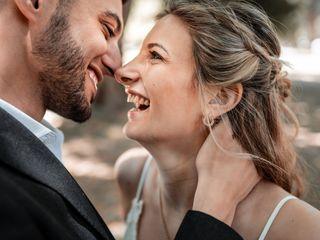 El casamiento de Jime y Gonza