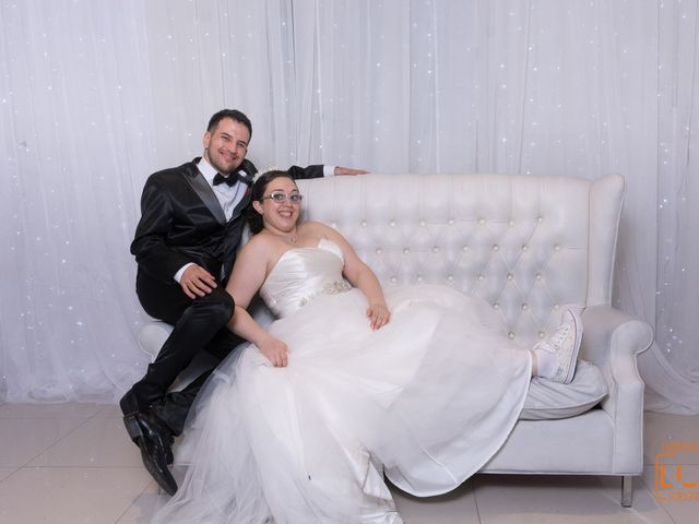 El casamiento de Eliana y Emanuel