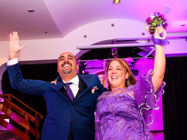 El casamiento de Maia y Gabriel