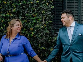 El casamiento de Nadia y Fede 3