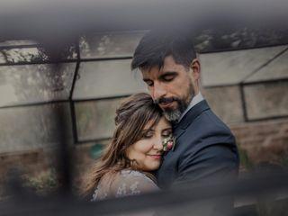 El casamiento de Fer y Jony