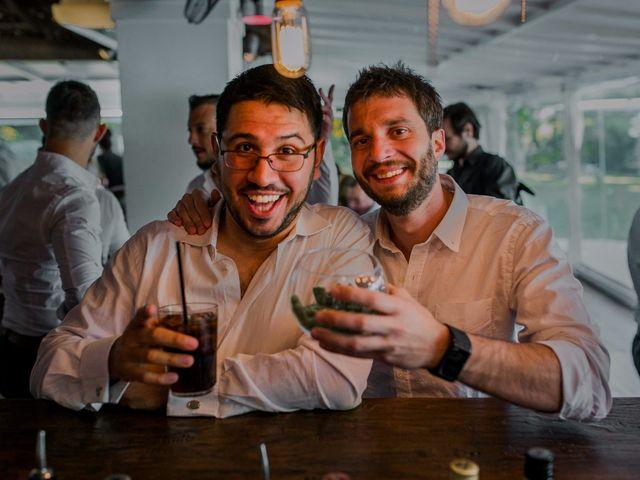 El casamiento de Jony y Fer en Núñez, Capital Federal 78