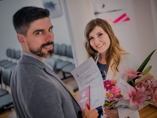 El casamiento de Jony y Fer en Núñez, Capital Federal 132