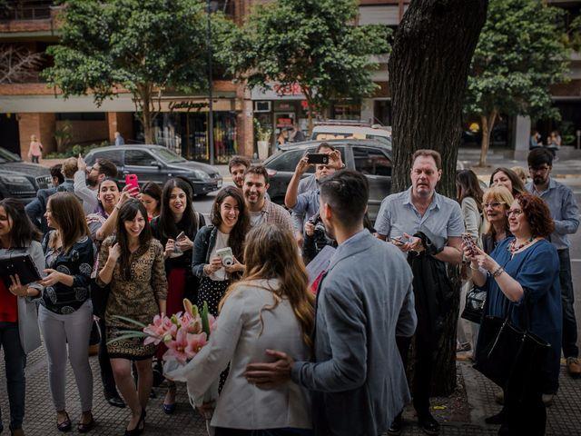 El casamiento de Jony y Fer en Núñez, Capital Federal 138