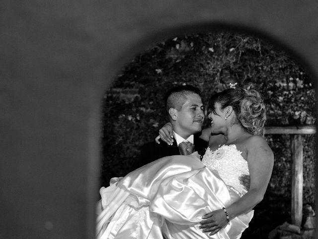 El casamiento de Natalia y Andres