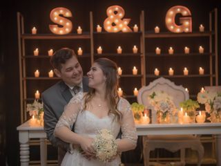 El casamiento de Sofi y Gonza 1
