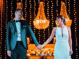 El casamiento de Ale y Gaston