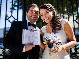 El casamiento de Gabi y Adri