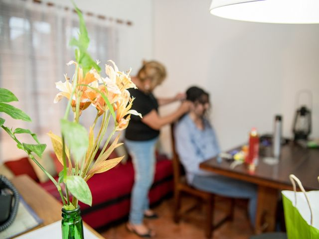 El casamiento de Lisandro y Clara en Tigre, Buenos Aires 1