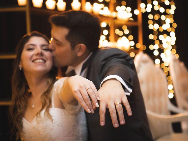 El casamiento de Sofi y Gonza