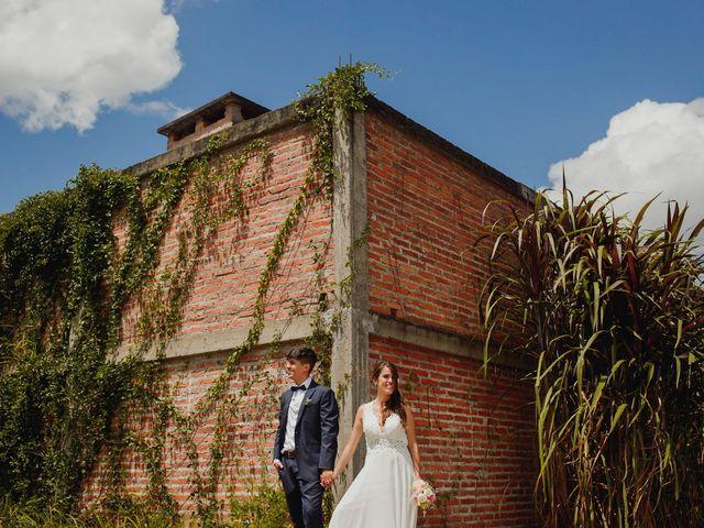 El casamiento de Paola y Matías