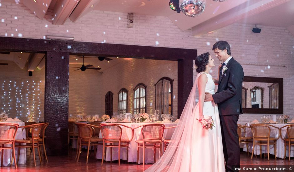El casamiento de Lisandro y Clara en Tigre, Buenos Aires
