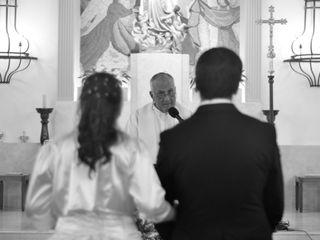 El casamiento de Santiago  y Andrea  2