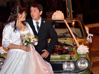 El casamiento de Santiago  y Andrea  3
