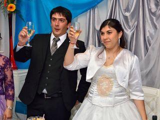 El casamiento de Santiago  y Andrea