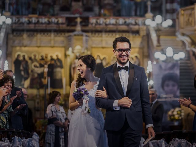El casamiento de Euge y Fran