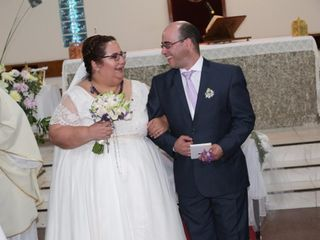 El casamiento de Ethel  y Paulo
