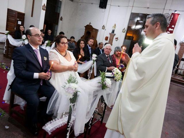 El casamiento de Paulo y Ethel  en Guernica, Buenos Aires 39
