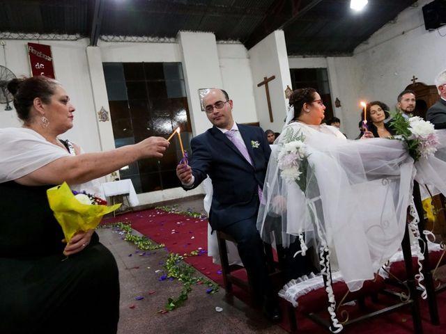 El casamiento de Paulo y Ethel  en Guernica, Buenos Aires 40