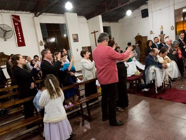 El casamiento de Paulo y Ethel  en Guernica, Buenos Aires 54