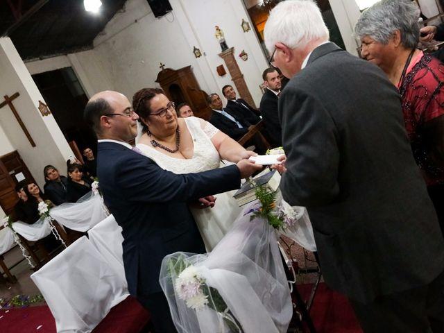 El casamiento de Paulo y Ethel  en Guernica, Buenos Aires 1