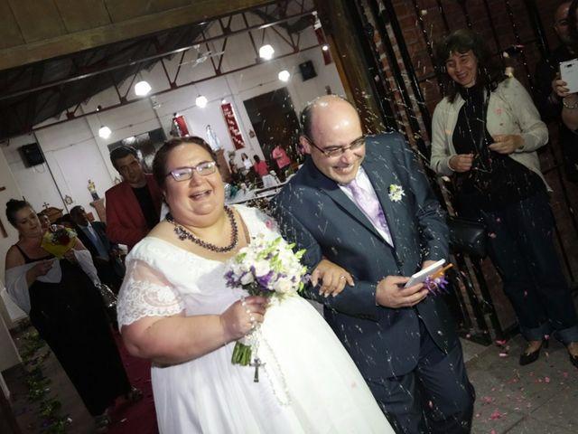 El casamiento de Paulo y Ethel  en Guernica, Buenos Aires 67