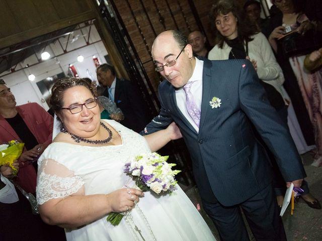 El casamiento de Paulo y Ethel  en Guernica, Buenos Aires 74