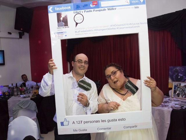 El casamiento de Paulo y Ethel  en Guernica, Buenos Aires 161