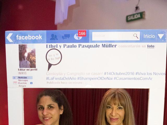 El casamiento de Paulo y Ethel  en Guernica, Buenos Aires 162