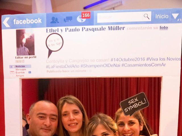 El casamiento de Paulo y Ethel  en Guernica, Buenos Aires 163